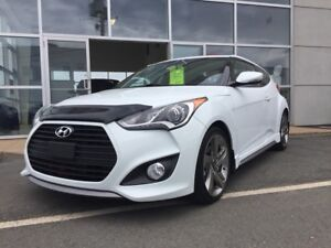 2014 Hyundai Veloster Turbo Leather, Sunroof, Auto