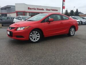 2012 Honda Civic EX PRICE TO SELL !!!