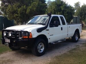 2005 Ford F-250 Supercab 4x4 Texas Inverell Area Preview