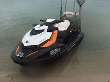 Seadoo GTR 2014 with Fishing esky and sounder Booragul Lake Macquarie Area Preview