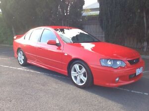 Make An Offer 2004 Ba xr6 manual South Kingsville Hobsons Bay Area Preview