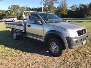 2005 Holden Rodeo V6 5 Speed Ute 102ks $8750 Murarrie Brisbane South East Preview