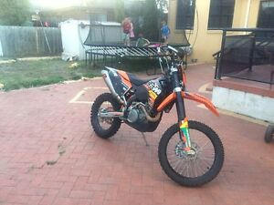 KTM 530 EXC-R 2008 Taylors Lakes Brimbank Area Preview