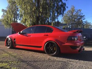 416ci 2008 Ve HSV GTS (negotiable-swap 4 x4) Coonamble Coonamble Area Preview