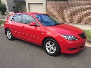 2004 Mazda Mazda3 Hatchback Quicksale Neutral Bay North Sydney Area Preview