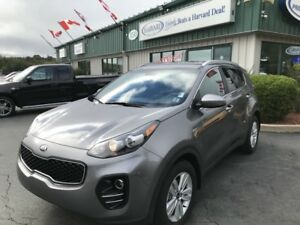 2018 Kia Sportage LX AWD/LOADED/KEYLESS/ALLOYS/HEATED SEATS