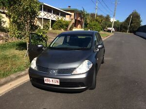 1/2008 10months Rego 110k'sNissan Tida Auto Brisbane City Brisbane North West Preview