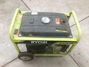 Generater RYOBI 2400w Frankston South Frankston Area Preview
