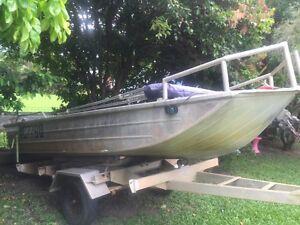 14ft x pro Barra boat Gordonvale Cairns City Preview