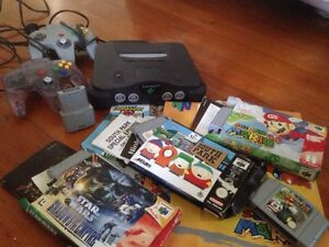 Nintendo 64 $150 Manly Brisbane South East Preview