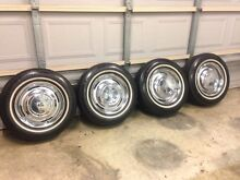 Hq Hj Hz Hx Wb Holden Kingswood car wheels rims Redcliffe Redcliffe Area Preview