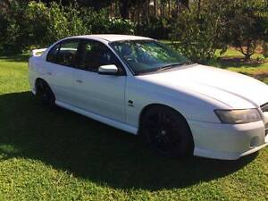 2005 Holden Commodore SV6 VZ Sports Auto Raymond Terrace Port Stephens Area Preview