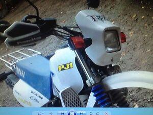Yamaha XT 350 1999