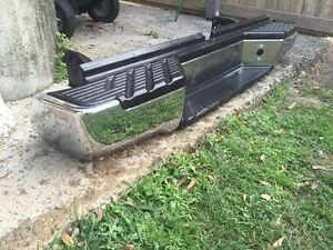 Nissan Navara rear bumper Deception Bay Caboolture Area Preview