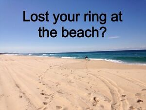 Lost Jewellery at the beach or park? I can help :) Bateau Bay Wyong Area Preview