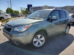 2015 Subaru Forester 2.5i Convenience Package