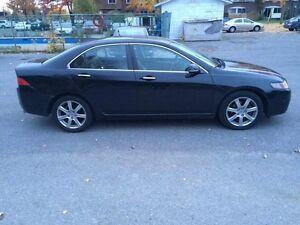 Acura Tsx 2005 (1 year guaranty) 5200$