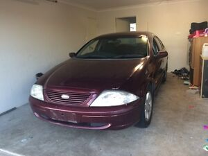 2001 ford falcon Ipswich Ipswich City Preview