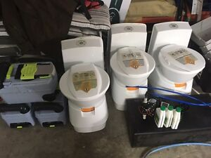 Dometic CT3000 cassette toilet caravan, camping, boat, motor home Blue Haven Wyong Area Preview