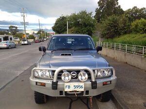 2004 3ltr Nissan patrol South Hobart Hobart City Preview