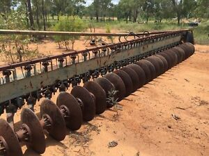 John Shearer plough Lissner Charters Towers Area Preview