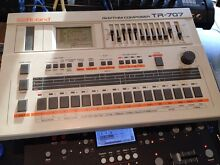 Excellent condition Roland tr 707 drum machine Woollahra Eastern Suburbs Preview