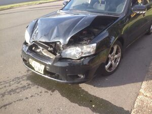 Damaged Subaru Liberty 2004 Arncliffe Rockdale Area Preview