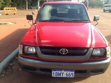 Hilux 4X2  Toyota Rivervale Belmont Area Preview
