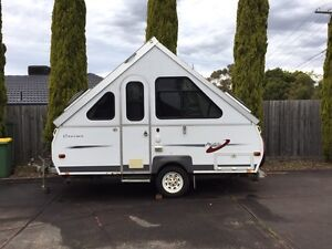 2005 Avan Cruiseliner Caravan Chirnside Park Yarra Ranges Preview