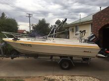 Fishing boat Tatura Outer Shepparton Preview