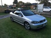 Holden Astra automatic Convertible 2004 TS silver Chelsea Kingston Area Preview