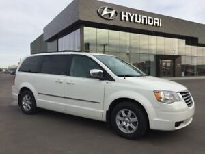2010 Chrysler Town & Country Touring PST Paid