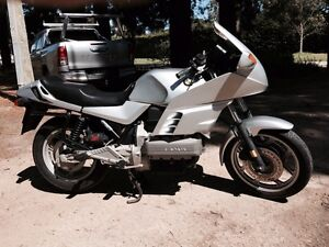 BMW K100RS 1989 ABS Flinders Mornington Peninsula Preview