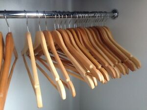 Coat hangers - various Kingston South Canberra Preview