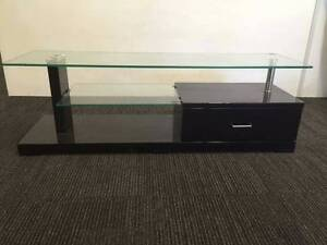 【Brand New】New York Tempered Glass TV Unit Nunawading Whitehorse Area Preview
