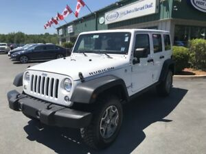 2017 Jeep Wrangler Unlimited Rubicon Rubicon/4x4/Warranty