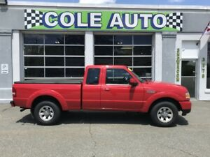 2010 Ford Ranger XL Low Sport! kms, AC, Tow Package, Automatic