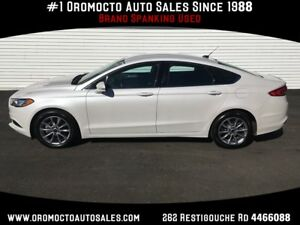 2017 Ford Fusion SE ONLY 09561 KM, VERY WELL KEPT