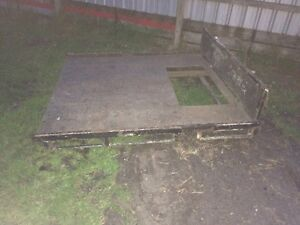 Steel tray for single cab hilux Wonthaggi Bass Coast Preview