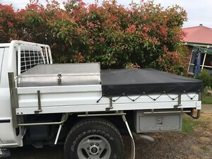 Ute Toolbox Travellers Rest Meander Valley Preview