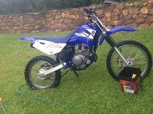 TTR125 Yamaha Kayuga Muswellbrook Area Preview