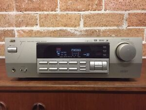 JVC Amp with Phono St Peters Marrickville Area Preview