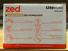 28x ZED Warm Light LED Downlight East Kurrajong Hawkesbury Area Preview