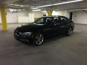 2018 BMW 330 i xDrive AWD, 2.0L 4 Cylinder TwinPower Turbo, L...