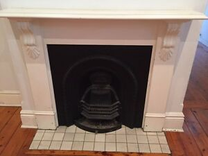 Fireplace and mantle piece Bondi Eastern Suburbs Preview