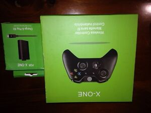 Brand new XBOX One wireless controller and battery pack Coomera Gold Coast North Preview