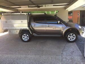 2012 MN Triton GLX-R Dual Cab Auto Mermaid Waters Gold Coast City Preview