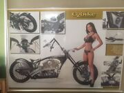 Harley Davidson Custom Chopper Shovelhead Show Bike Coombabah Gold Coast North Preview