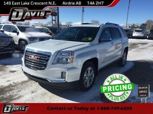 2017 GMC Terrain SLT AWD, SUNROOF, PIONEER AUDIO
