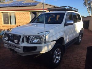 Toyota Prado landcruiser turbo diesel manual 4x4 Bargo Wollondilly Area Preview